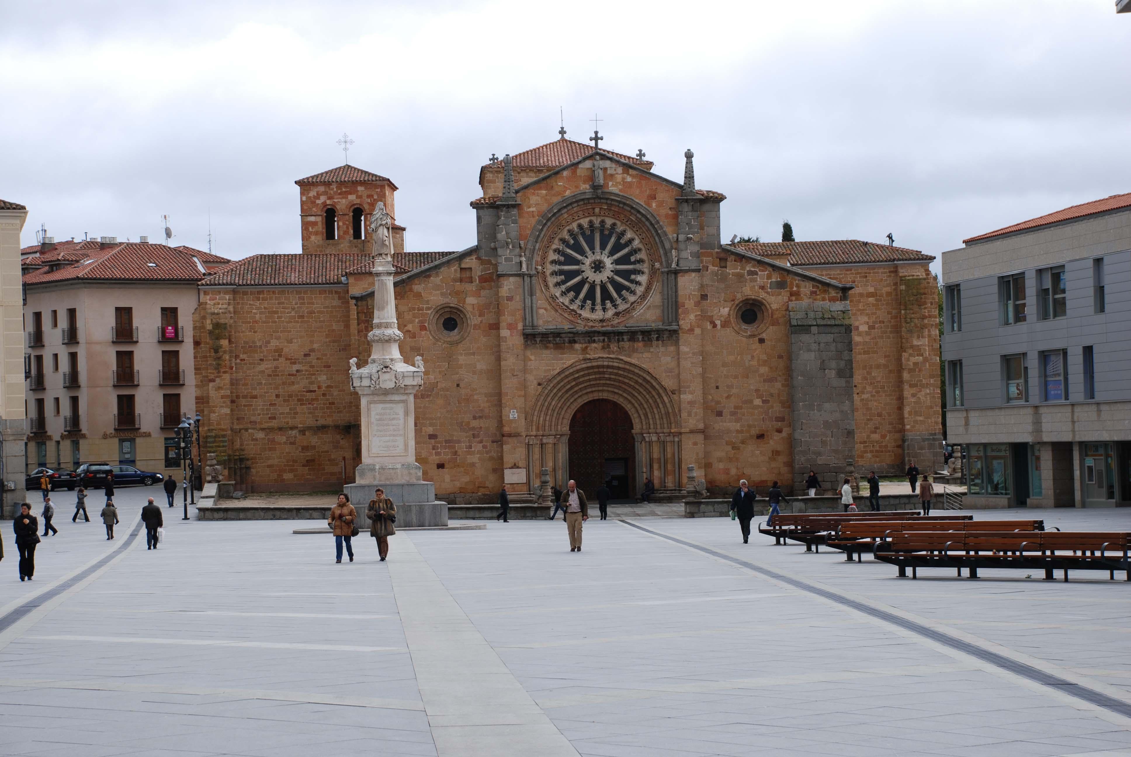 1 Church of San Pedro in Avila (GF)