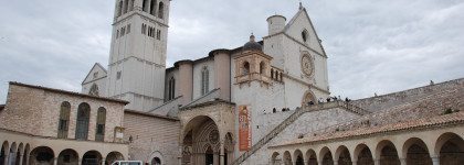 Basilica of St Francis (Assisi)