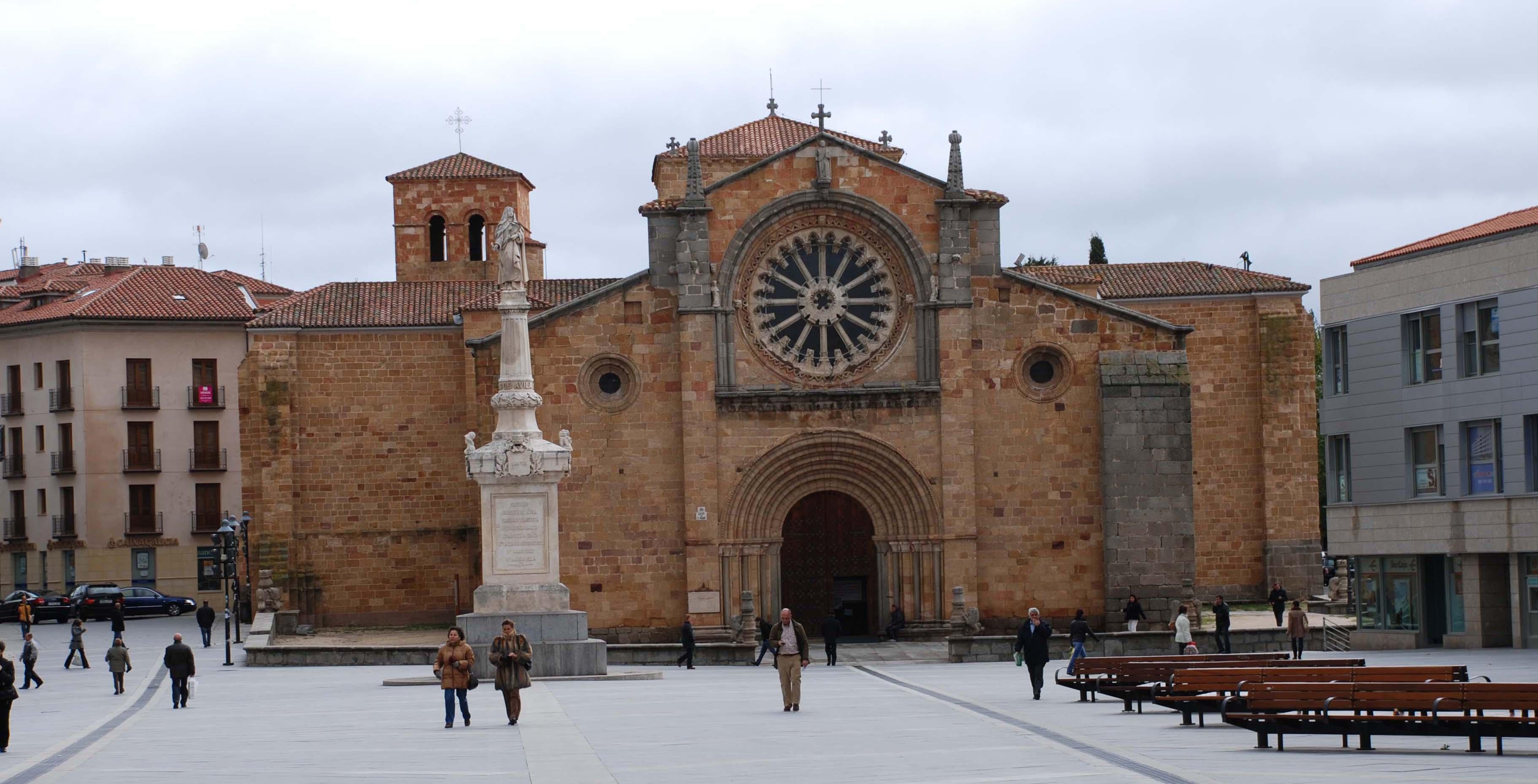 Church of San Pedro in Avila