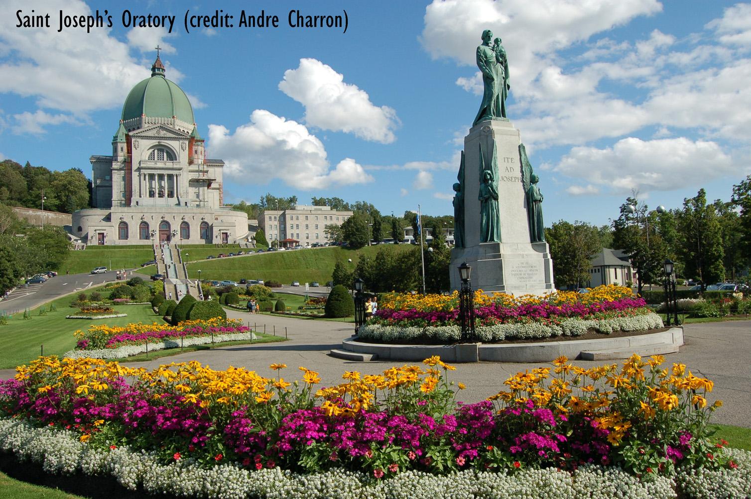 St Joseph's Oratory (credit: Andre Charron)