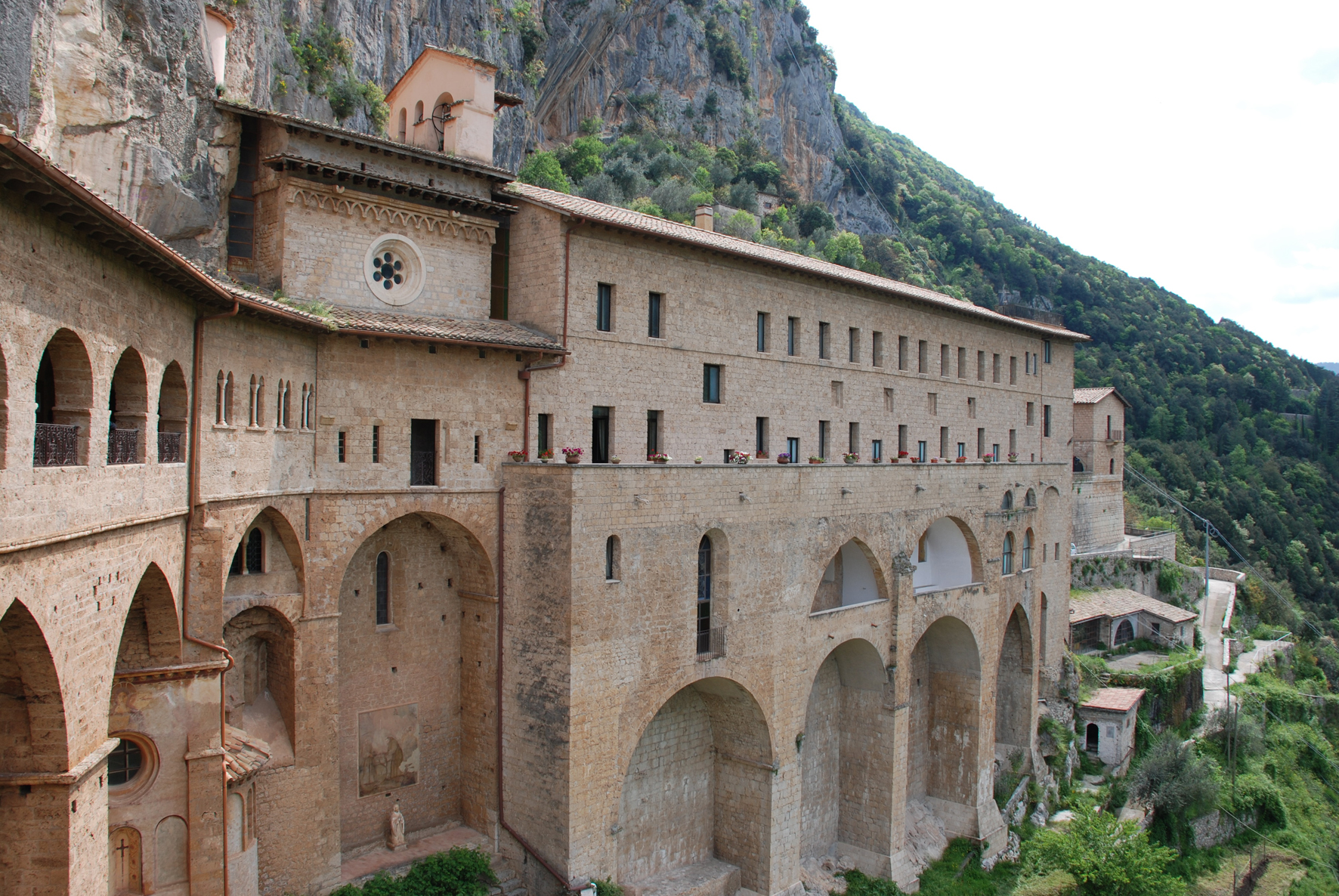 Abbey of San Benedetto (St. Benedict)