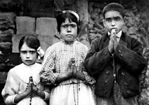 The Shepherd Children of Fatima