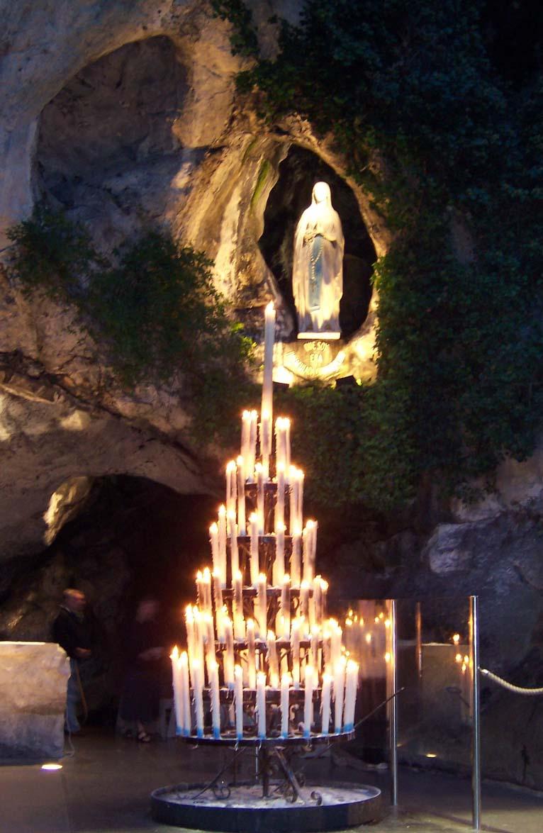 Grotto of Massabielle (Lourdes)