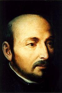 St Ignatius of Loyola