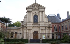 Convent in Lisieux