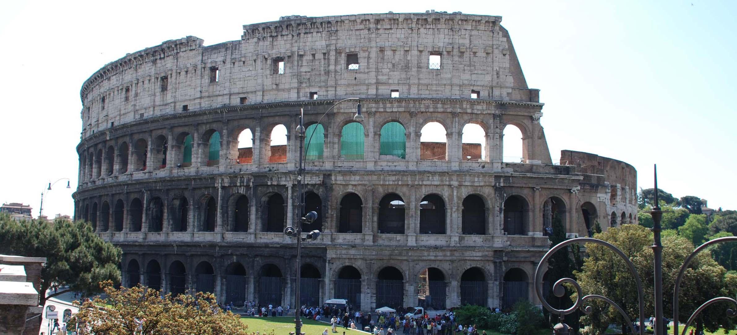 The Colosseum (Rome)